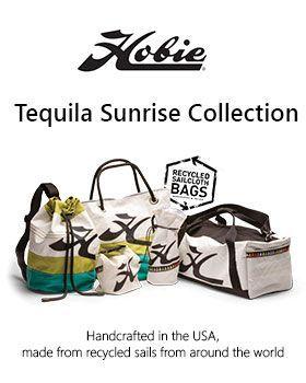 Hobie Sailcloth Bags