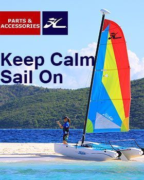 Parts and Accessories for Hobie Sailboats