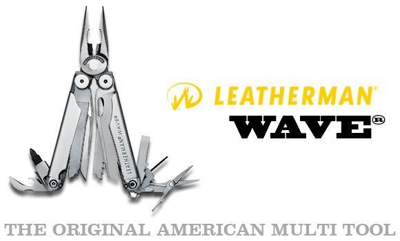 Leatherman Wave Knife
