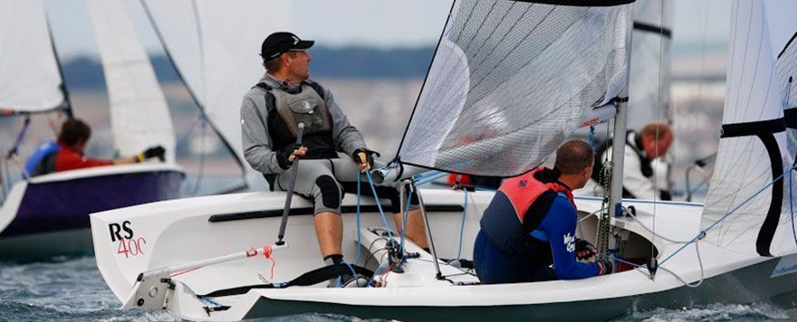 RS400 sailboats for sale