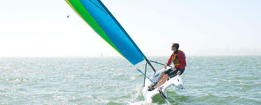 Hobie Bravo for sale