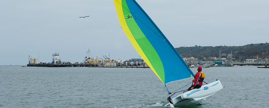 Hobie Bravo Sailboats for sale Image