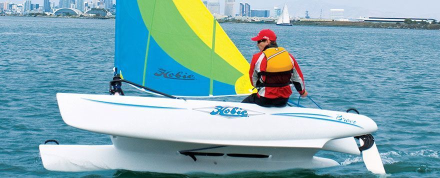 Buy Hobie Bravo at Boat Locker