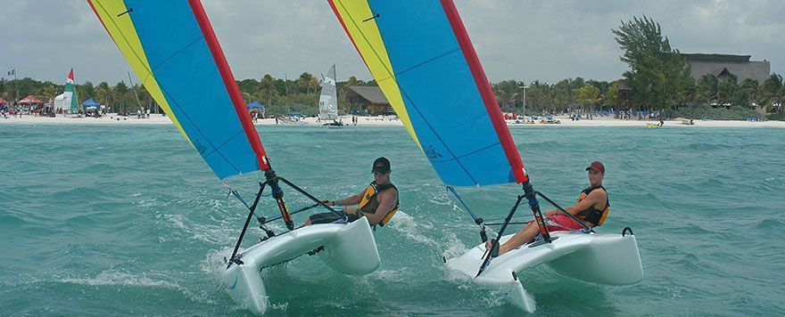 Hobie Bravo - Check it out