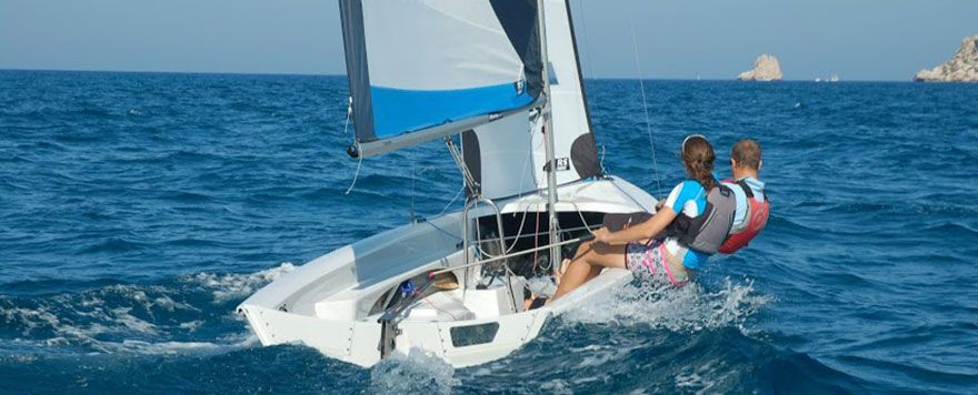 RS Venture sailboat images
